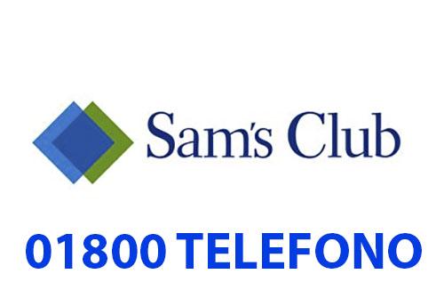 Sam's telefono atención al cliente