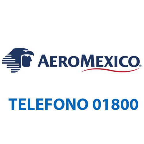 Aeromexico telefono atención al cliente