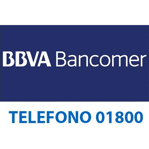 Bancomer telefono atención al cliente