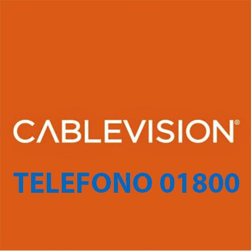 Cablevisión telefono atención al cliente