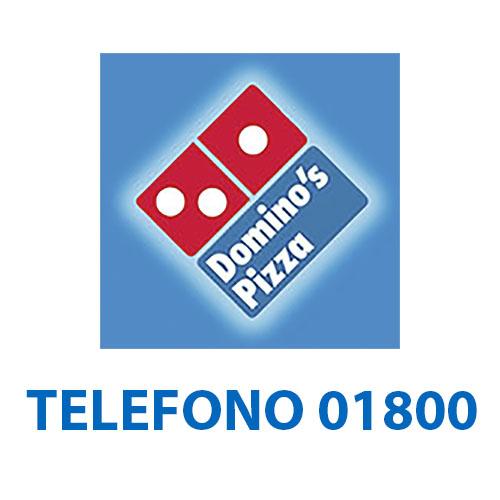 Domino's telefono atención al cliente