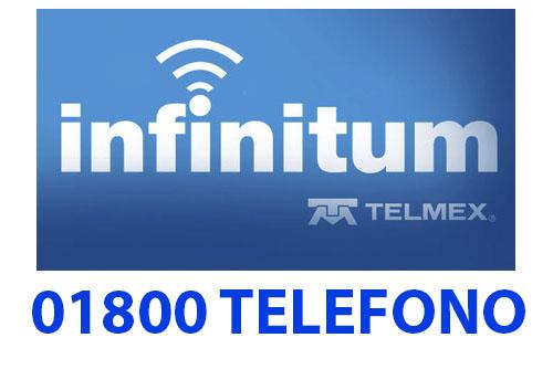 Infinitum telefono atención al cliente