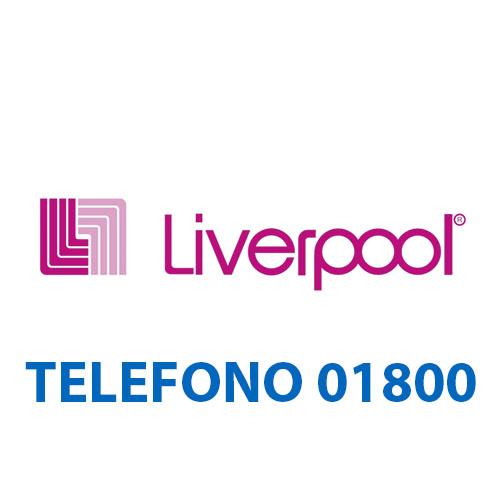Liverpool telefono atención al cliente