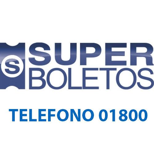 SUPERBOLETOS telefono atención al cliente