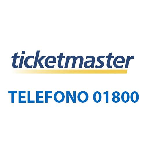 Ticketmaster telefono atención al cliente