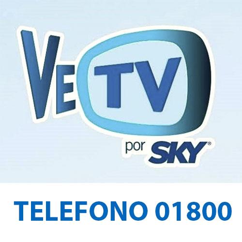 VeTV telefono atención al cliente