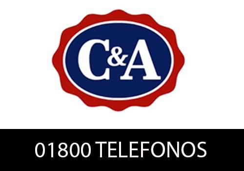 C&A  telefono atención al cliente