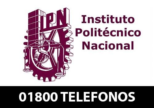 IPN  telefono atención al cliente