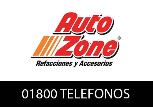 Telefono de Autozone