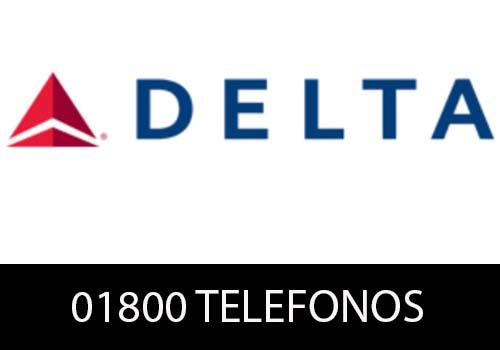 Delta Airlines Teléfono