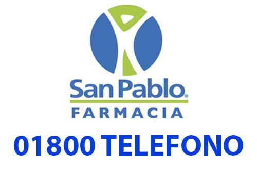 Farmacia San Pablo telefono atención al cliente