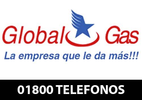 Global Gas Teléfono