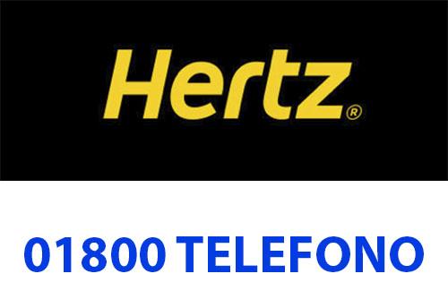 Hertz telefono atención al cliente