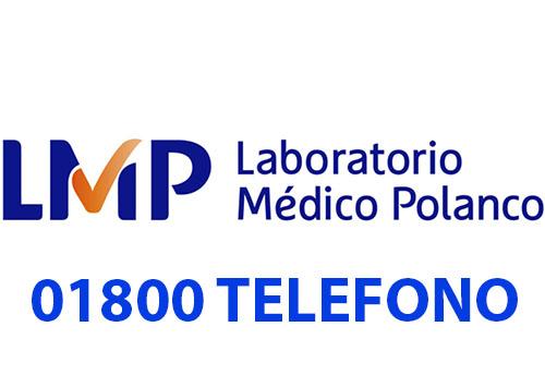 Laboratorio Polanco telefono atención al cliente