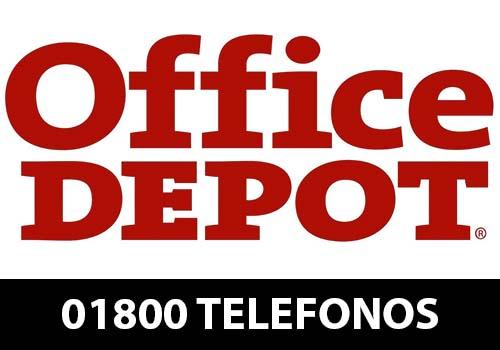 Office Depot Teléfono