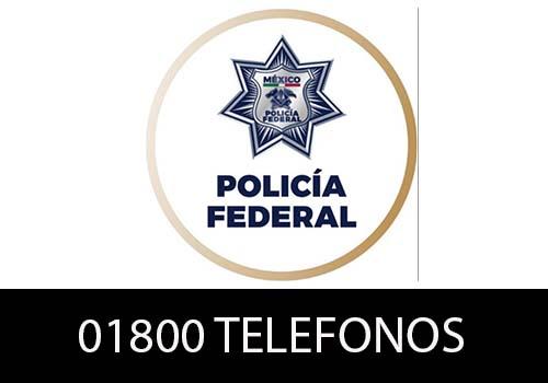 Policia Federal telefono atención al cliente