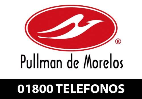 Pullman de Morelos Teléfono