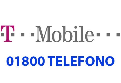 T-MOBILE telefono atención al cliente