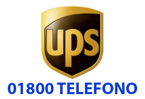 UPS telefono atención al cliente