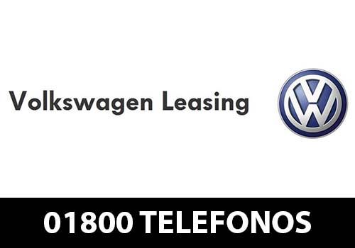 Volkswagen Leasing telefono atención al cliente
