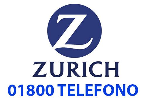 Zurich telefono atención al cliente