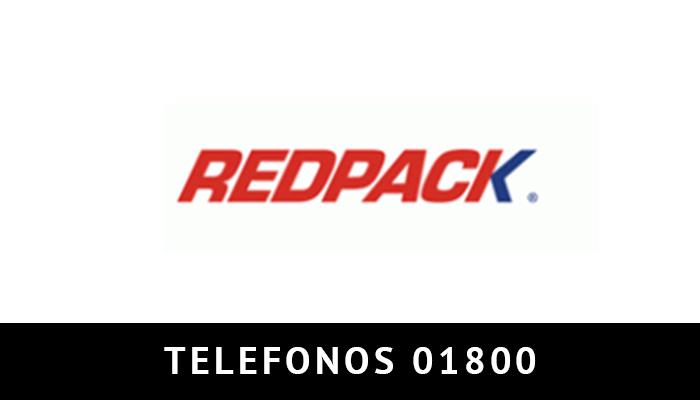 REDPACK telefono atención al cliente