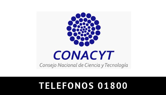 Conacyt telefono atención al cliente