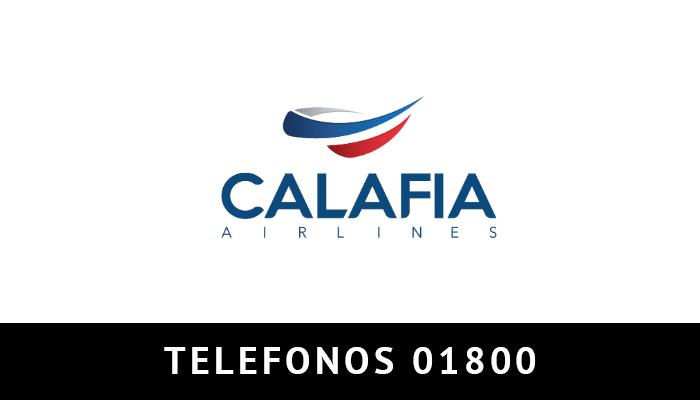 Calafia Airlines telefono atención al cliente