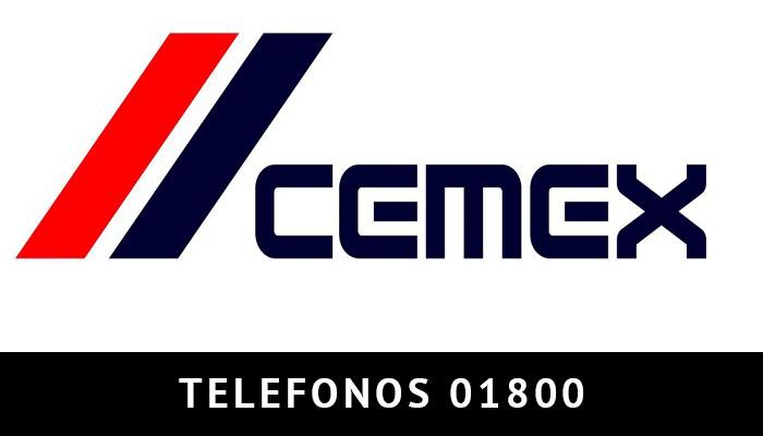Cemex telefono atención al cliente