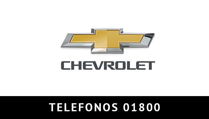 Chevrolet telefono atención al cliente