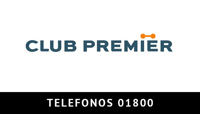 Club Premier telefono atención al cliente