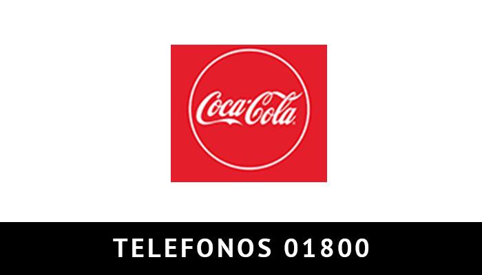 Coca Cola telefono atención al cliente