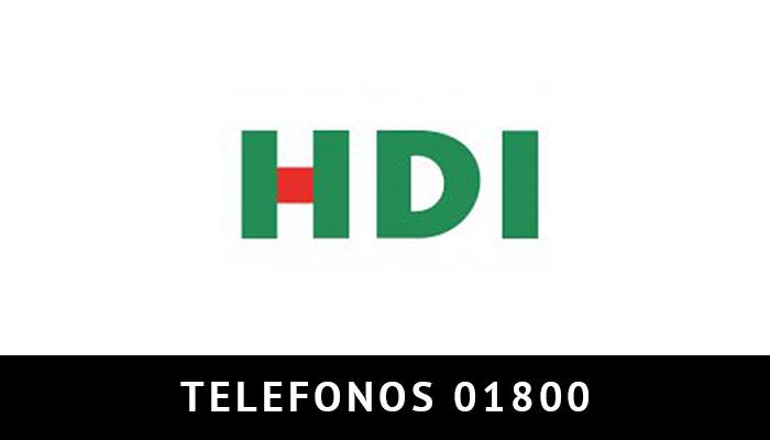 HDI Seguros telefono atención al cliente