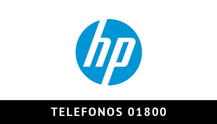 HP telefono atención al cliente