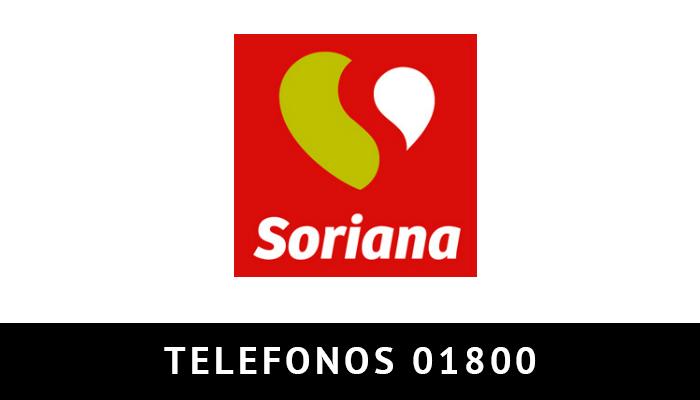Soriana telefono atención al cliente