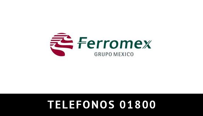 Ferromex telefono atención al cliente