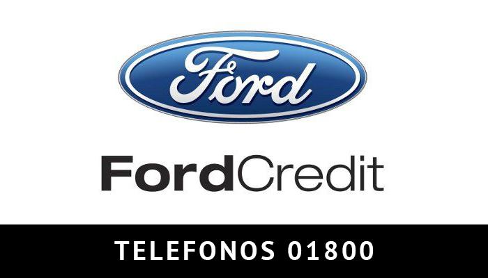 Ford Credit telefono atención al cliente