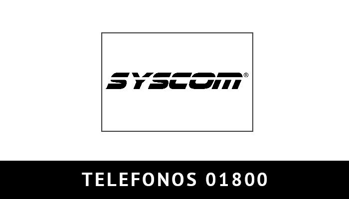 SYSCOM telefono atención al cliente