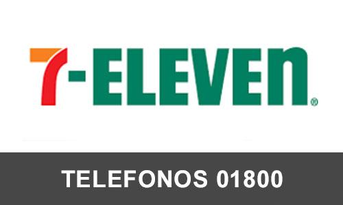 7-ELEVEN telefono atención al cliente