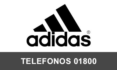 Adidas telefono atención al cliente