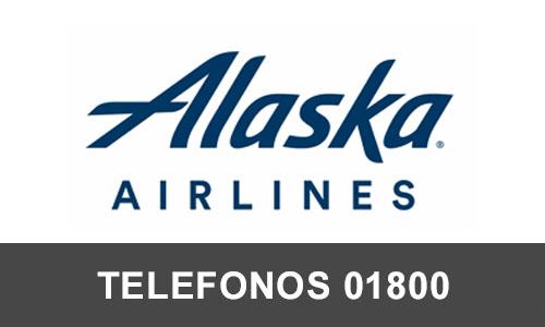 Alaska Airlines telefono atención al cliente