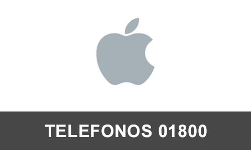 Apple telefono atención al cliente