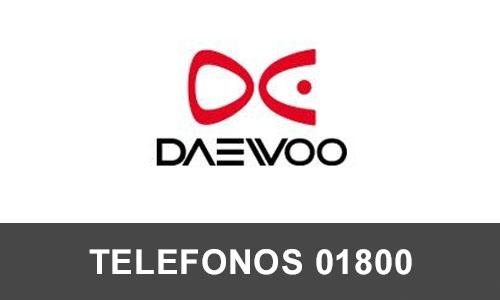 Daewoo telefono atención al cliente