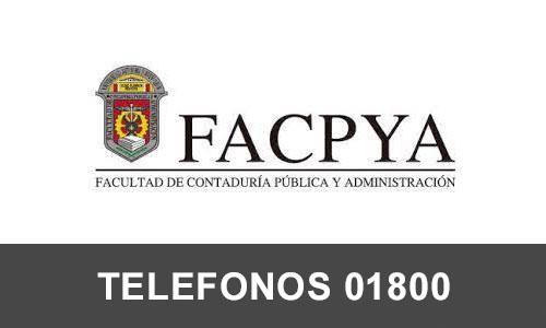 FACPYA telefono atención al cliente