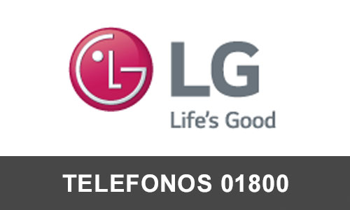 LG Mexico telefono atención al cliente
