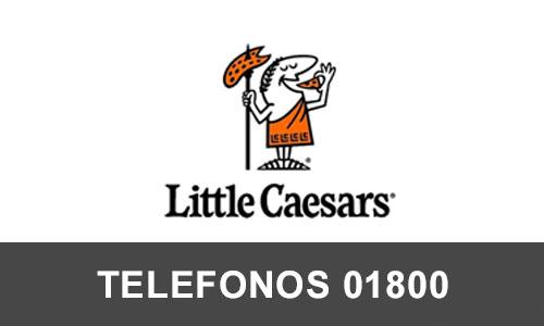 Little Caesars telefono atención al cliente