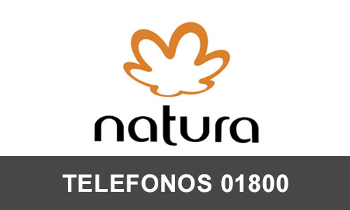 Natura telefono atención al cliente