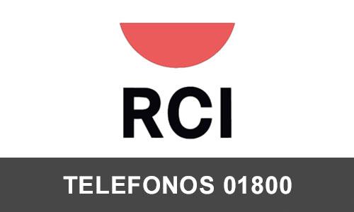 RCI telefono atención al cliente