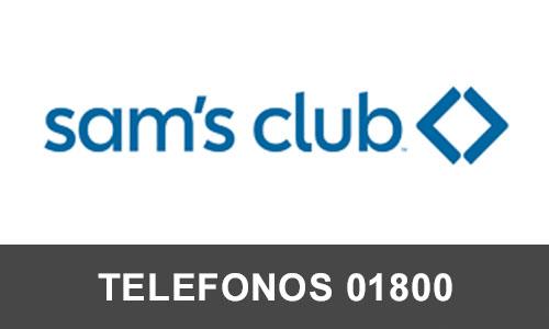 Sams Club telefono atención al cliente