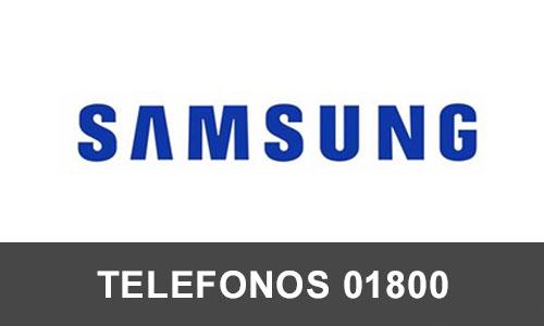 Samsung Mexico telefono atención al cliente